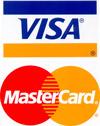 płatności on-line Visa MasterCard PayPal