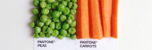 Pantone Parings czyli poligrafia w kuchni