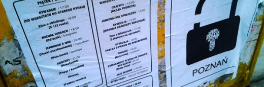 OD:ZYSK squat w plakacie i w samym sercu pruskiej mentalności