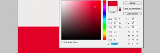Czerwony nie czerwony, biały nie biały, a różowy to magenta
