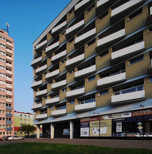 Poznań modernizm architektura
