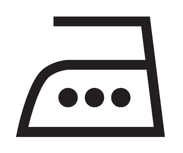 Iron,-High-Heat-laundry-symbol