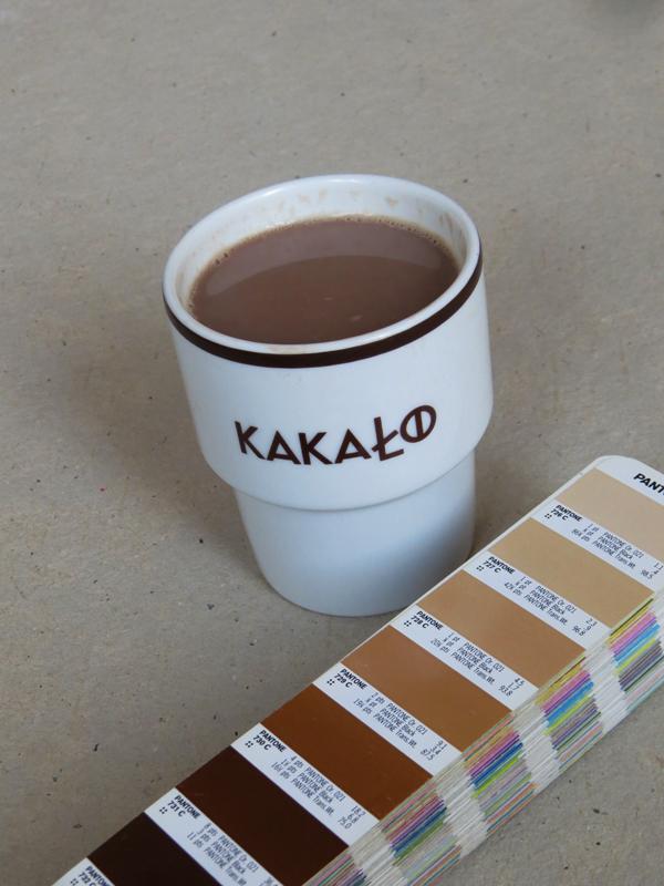 Pantone 729 Cacao
