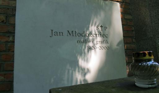 jan-młodożeniec-malarz-grafik-powązki