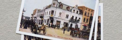 Pocztówki Chodzież Stare Miasto