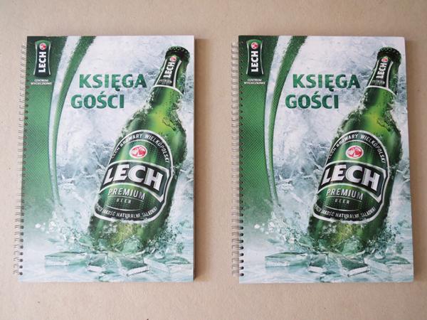 Lech-premium-księgi-gości
