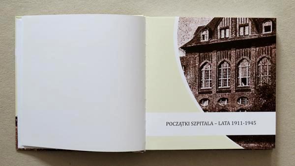 album 100lat Szpitala Klinicznego Heliodora Swiecickiego w Poznaniu