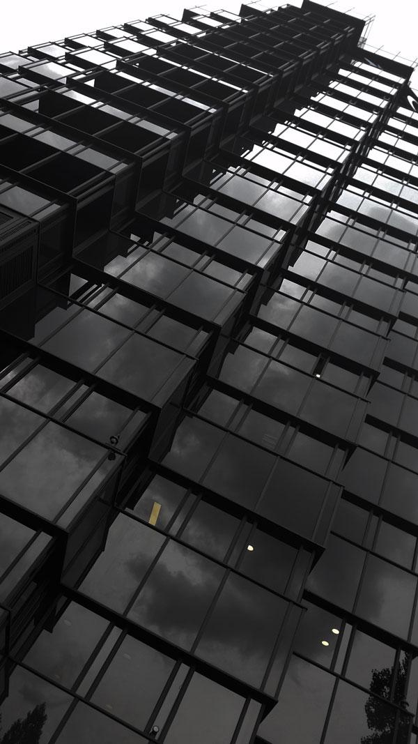 Barcelona-black-building