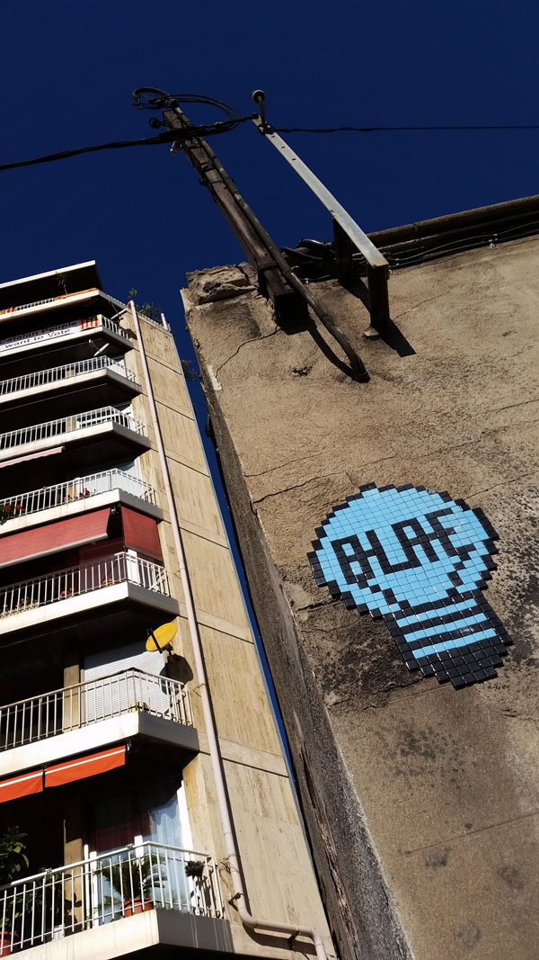Barcelona-blue-mozajka