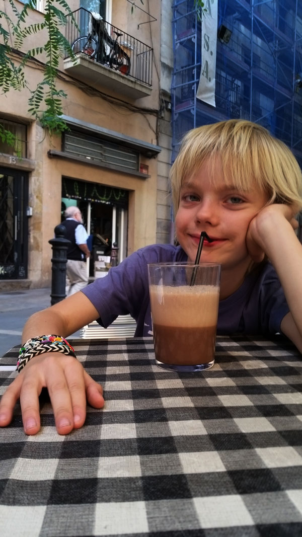 Barcelona-kakao