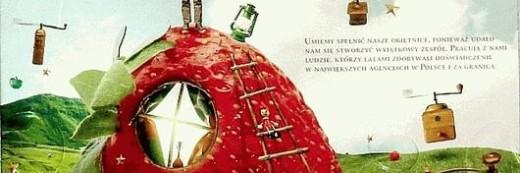 Folder reklamowy  Wonderland Warszawa