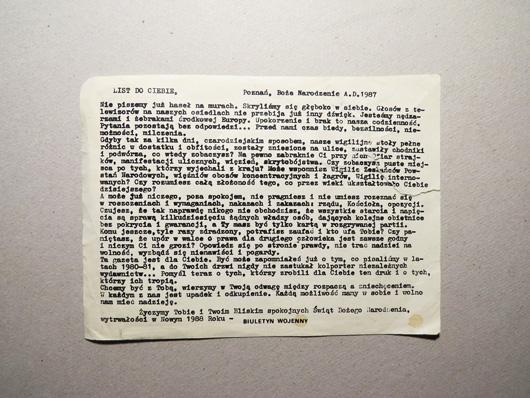 list-do-ciebie-biuletyn-wojenny-solidarnosc-poznan