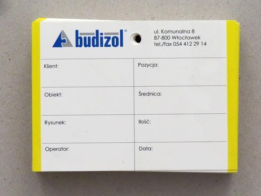 Etykiety wodoodporne poliart włocławek