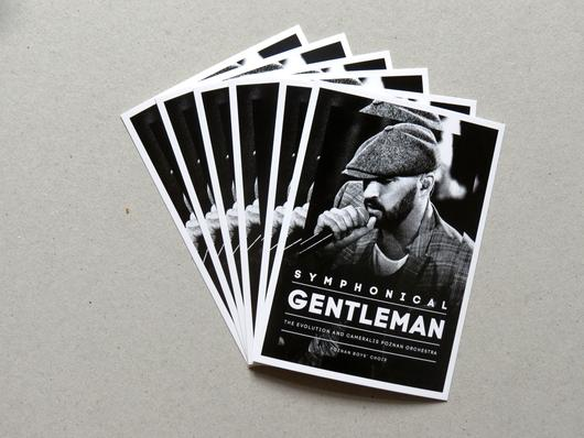 Symphonical gentelman pocztówki poznań