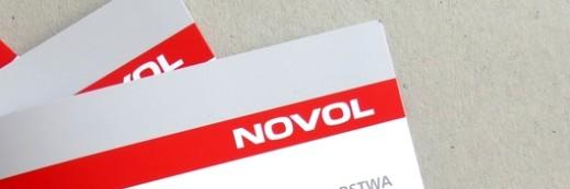 Katalog A4 Novol SUPRA Poznań