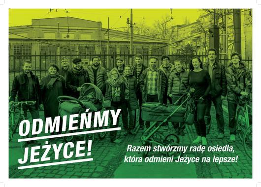 odmienmy jezyce Poznan plakat a3