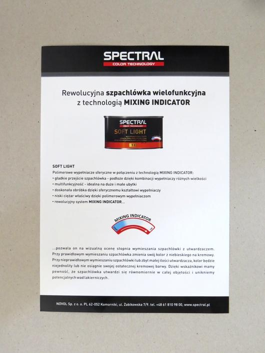 Spectral color technology  1