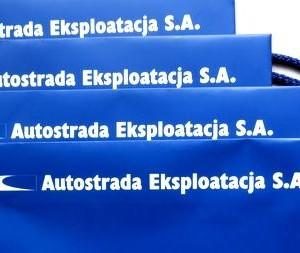 torba reklamowa Autostrada Eksploatacja S.A – Poznań