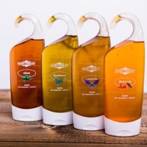 Honey therapy – naklejki przezroczyste Andrychów
