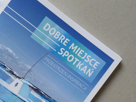 broszura 210 x 210, Krakow - Gdansk, dobre miejsce spotkan